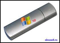 Программа записи загрузочной флешки Windows XP. Создаем дистрибутив.