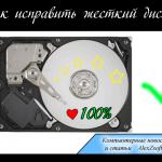 Лучшая программа для тестирования жестких дисков