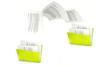 Копирование необходимых файлов