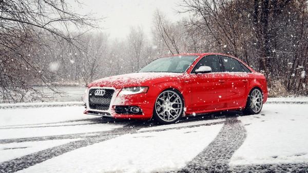 Новогодние картинки авто
