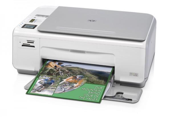 Струйный принтер мфу