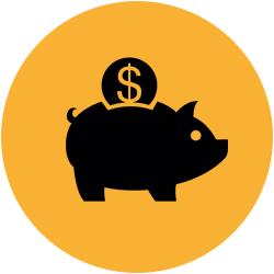 Экономия денег, поскольку такая техническая поддержка имеет более низкую себестоимость для нас, следовательно и более низкую конечную стоимость для Вас.
