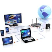 Монтаж и настройка локальной сети (СКС)