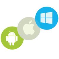 Прошивка ОС (Android, iOS, windows)