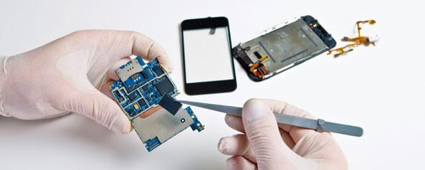 Ремонт и замена комплектующих в телефоне (смартфоне)