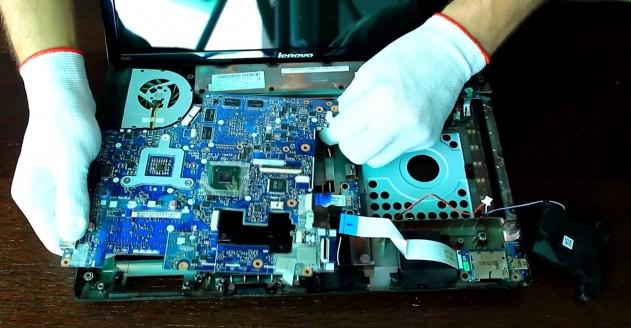Ремонт ноутбуков Lenovo в Калуге