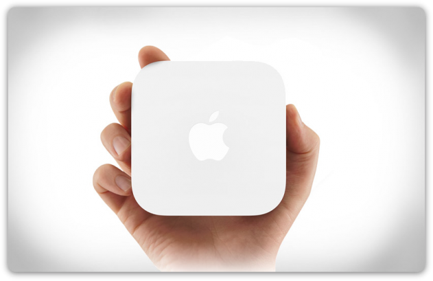 Настройка роутера Apple в Калуге