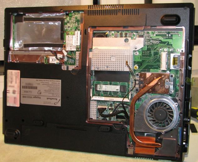 Ремонт ноутбуков RoverBook в Калуге