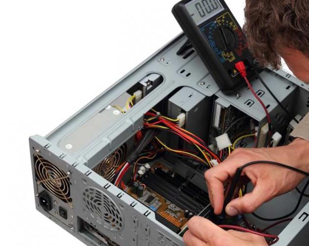 Не включается компьютер в Калуге