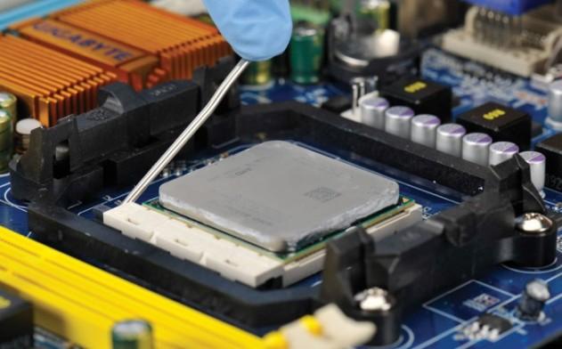 Модернизация процессора в Калуге