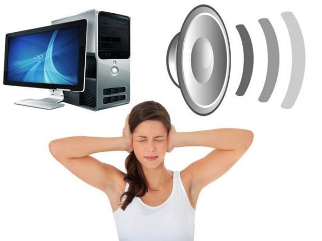 Шумит компьютер в Калуге