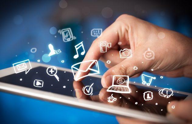 Настройка сети и интернета в планшете