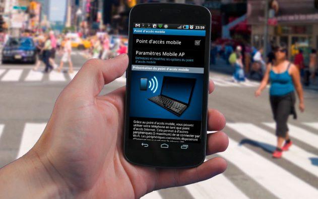 Настройка сети и интернета в телефоне