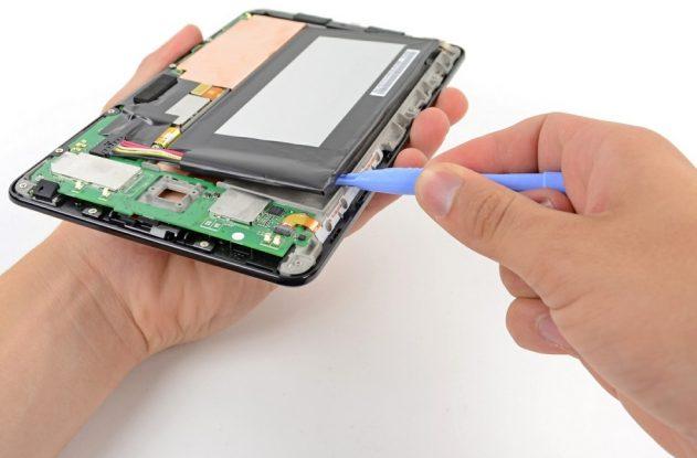 Ремонт и замена комплектующих в планшете в Калуге