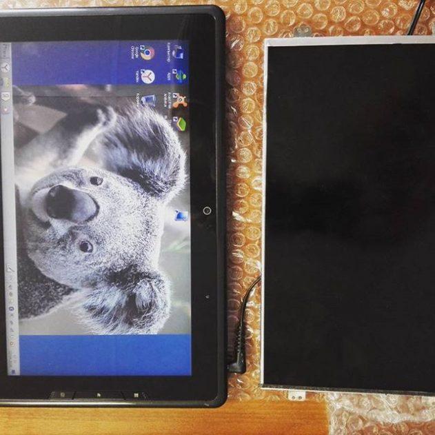 Замена дисплея (экрана) в планшете в Калуге