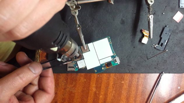 Если планшет не видит карту-памяти, ремонт в Калуге