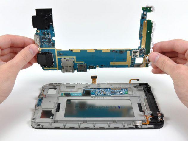 Если не включается планшет, ремонт в Калуге