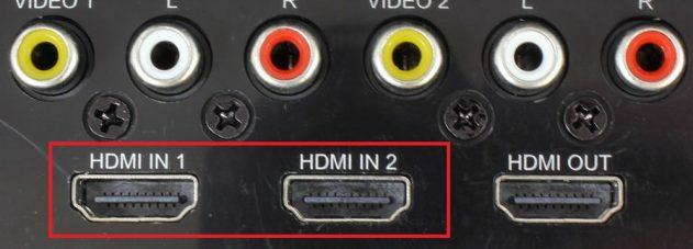 Вход hdmi на телевизоре