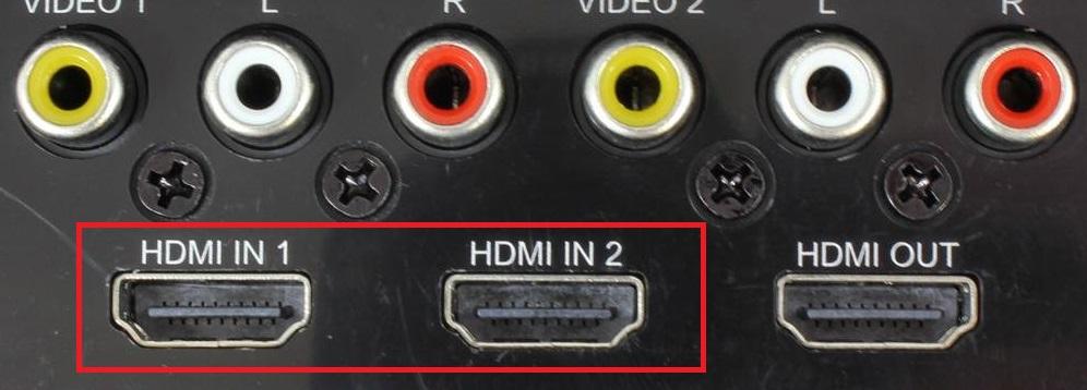 Как сделать hdmi на вход 305