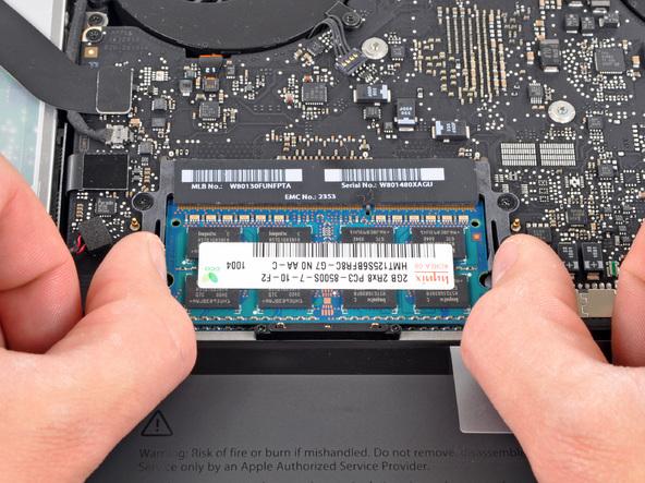 Замена оперативной памяти в ноутбуке в Калуге