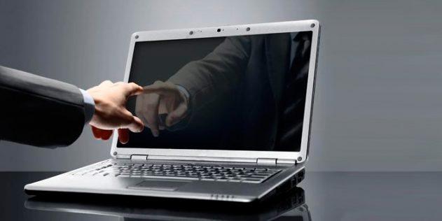 Черный экран в ноутбуке в Калуге