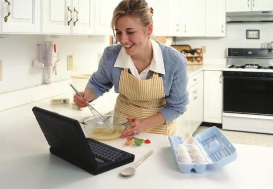 Ноутбук для домохозяйки