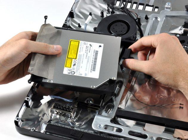 Замена привода в ноутбуке Калуга