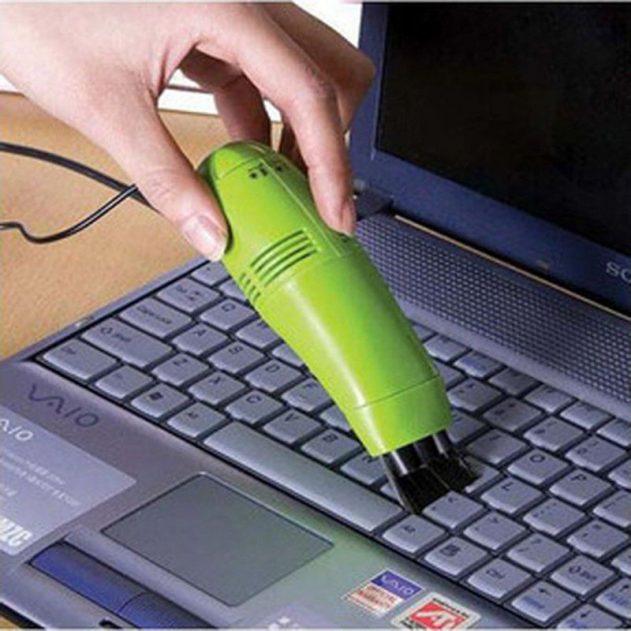 Пылесос для ноутбука