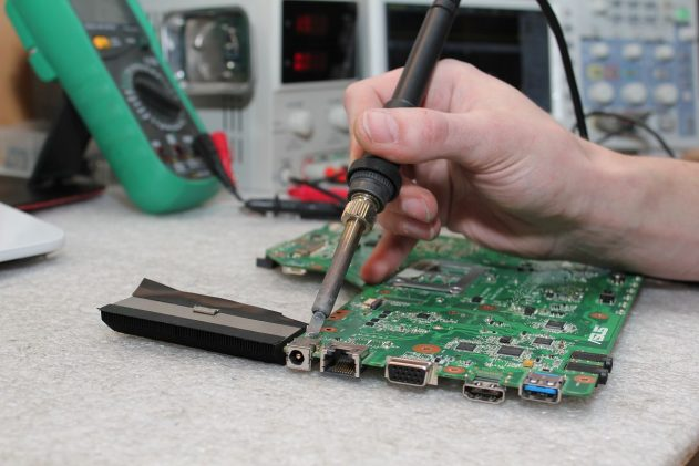 Ремонт разъемов ноутбука в Калуге