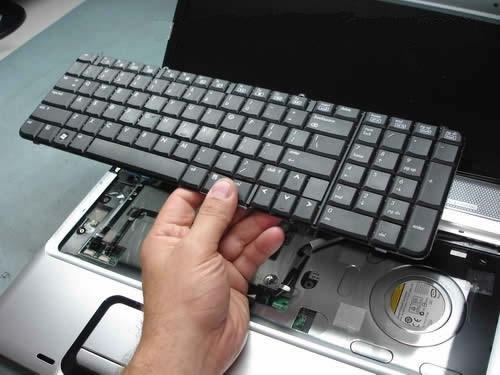Замена клавиатуры ноутбука в Калуге