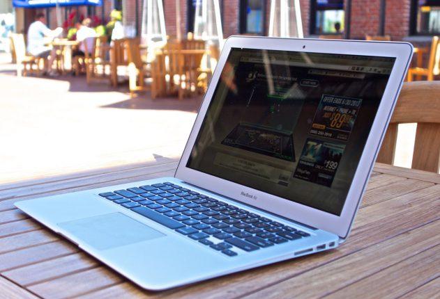 MacBook выбор