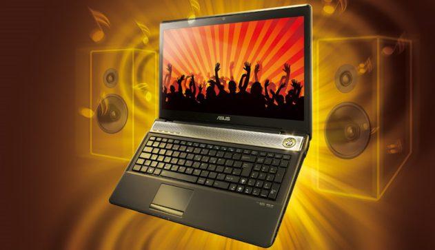 Мультимедийные ноутбуки