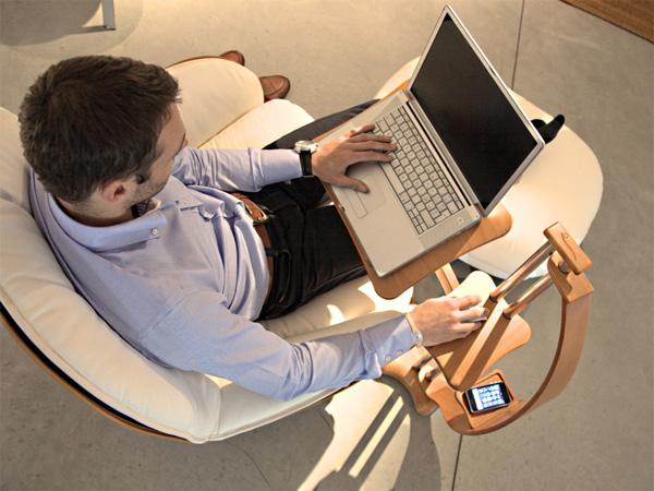 Комфорт и ноутбук
