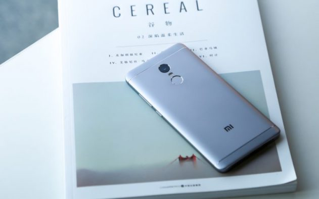 redmi note4x смартфон