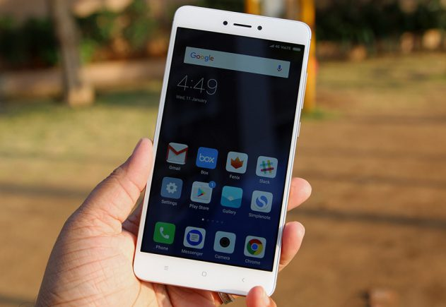 Xiaomi Redmi Note 4 замена экрана в Калуге