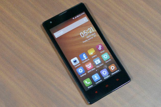 Xiaomi Redmi 1S замена экрана в Калуге