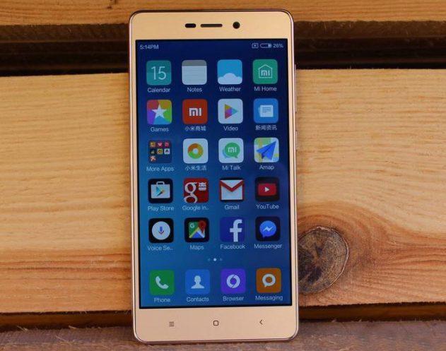 Xiaomi Redmi 3 pro замена экрана в Калуге