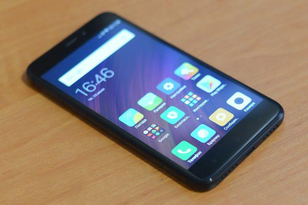 Xiaomi Redmi 4X замена экрана в Калуге