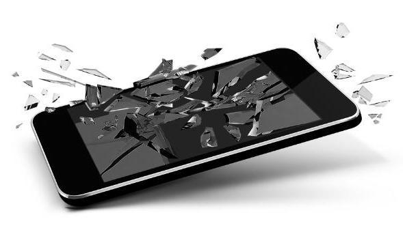 Замена дисплея в смартфоне