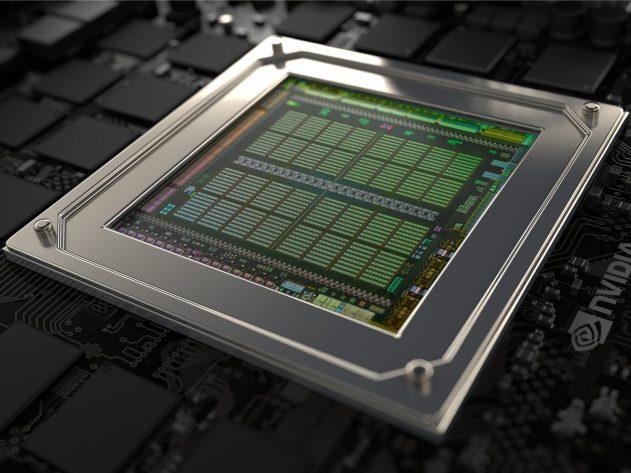 внешний вид процессора видеокарты NVIDIA GeForce GTX 965M